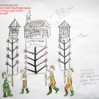 Design for Wythenshawe Hall