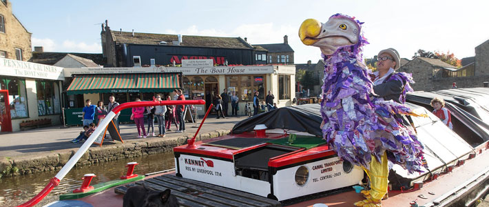 Skipton Puppet Festival