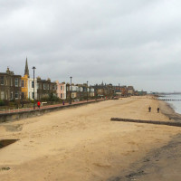 After Musselburgh, a chance to take in the sites at Portobello Beach