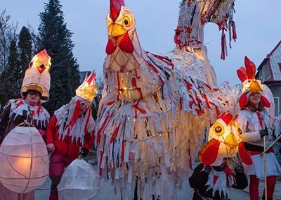 Roztoky Carnival (Czech Republic)